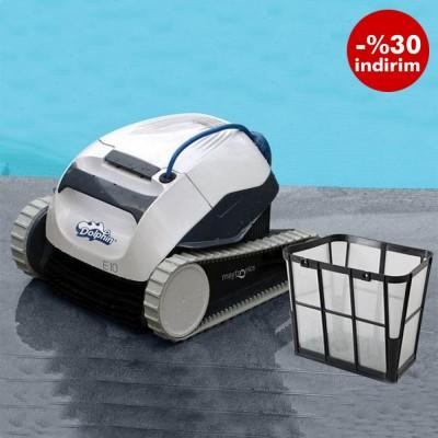 Dolphin E10 Havuz Temizleme Robotu